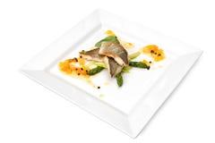 Nourriture du restaurant images libres de droits