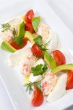 Nourriture du restaurant Image stock