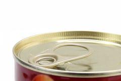 Nourriture en boîte Photos libres de droits