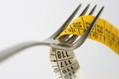 Nourriture et régime Photos stock