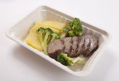 Nourriture faible en calories Images libres de droits