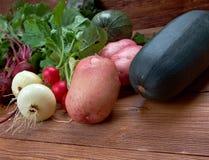 nourriture fraîche de vegetable Image libre de droits