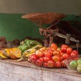 Nourriture fraîche, Havana Cuba Image libre de droits
