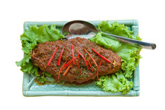 Nourriture frite épicée Images stock