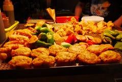 Nourriture frite Photo libre de droits