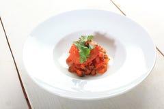 Nourriture gastronome Image libre de droits