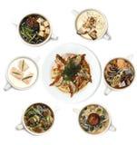 Nourriture gastronome