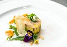 Nourriture gastronome délicieuse photos libres de droits
