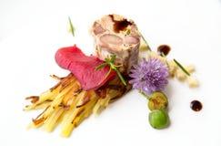 Nourriture gastronome délicieuse images stock