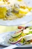 Nourriture grecque Photos stock