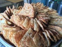 Nourriture indienne de rue images stock