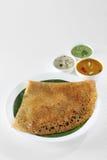 Nourriture indienne du sud Photographie stock libre de droits