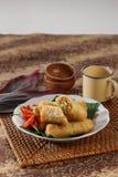 Nourriture indonésienne Photos stock