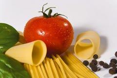 Nourriture italienne Image libre de droits