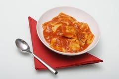 Nourriture italienne Images stock