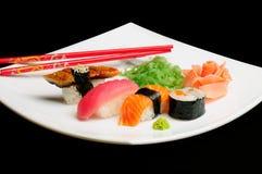 Nourriture japonaise Photographie stock libre de droits
