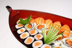 Nourriture japonaise Photos stock