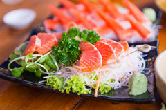 Nourriture japonaise Images libres de droits