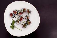 Nourriture japonaise Photographie stock