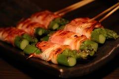 Nourriture japonaise - yakiniku Photographie stock libre de droits