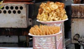 Nourriture juste Image stock