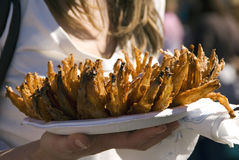 Nourriture juste Photo libre de droits