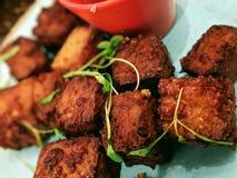Nourriture libanaise Mouthwatering photographie stock libre de droits