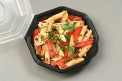 Nourriture méditerranéenne de régime Photo stock