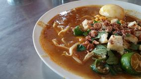 Nourriture malaise Photo libre de droits