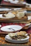 Nourriture malpropre Images stock