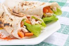 Nourriture mexicaine Photos stock