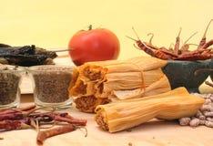 Nourriture mexicaine Photo libre de droits