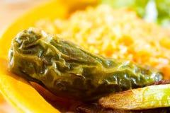 Nourriture mexicaine de restaurant photo libre de droits