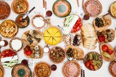 Nourriture moldavienne faite maison images libres de droits