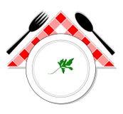 Nourriture normale illustration de vecteur