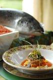 Nourriture occidentale Photographie stock libre de droits