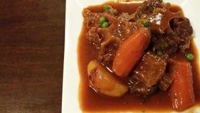 Nourriture occidentale de Singapour Photographie stock libre de droits