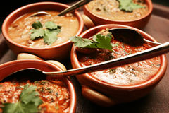 Nourriture orientale Photo libre de droits