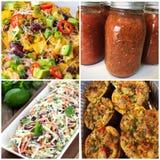 Nourriture propre de consommation photos stock
