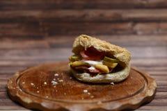 Nourriture roumaine Photographie stock libre de droits
