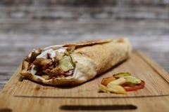Nourriture roumaine Photo stock