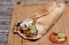 Nourriture roumaine Photo libre de droits