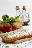 Nourriture saine Photographie stock