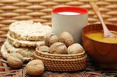 Nourriture saine Image libre de droits