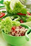 Nourriture saine Photo libre de droits