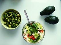 Nourriture saine Images libres de droits