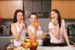 Nourriture saine Photos libres de droits