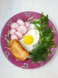 Nourriture saine Images stock