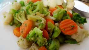 Nourriture saine Photographie stock libre de droits