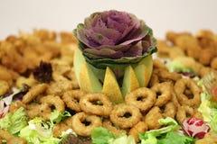 Nourriture saine délicieuse Image libre de droits
